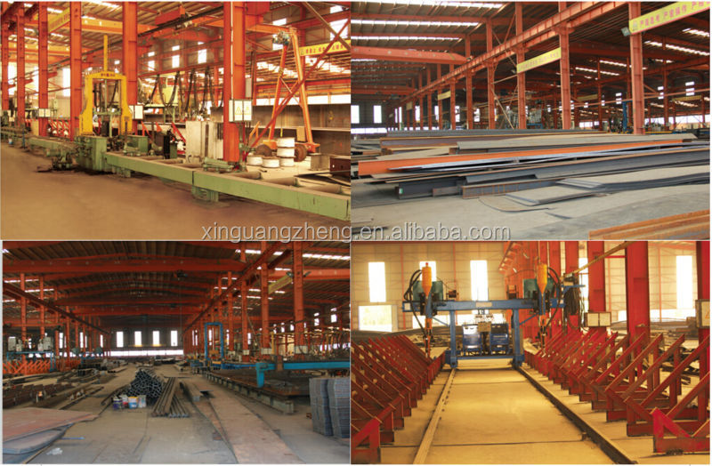 low cost design factory workshop building steel