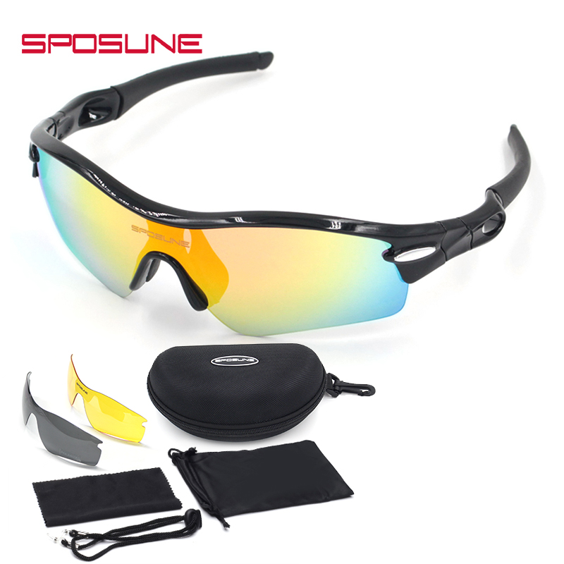 aab4f297e Gafas polarizadas UV400 antideslumbrante gafas deportivas miopía  personalizar sol del deporte