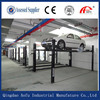 double stack parking system AF2800 hydraulic car park lift