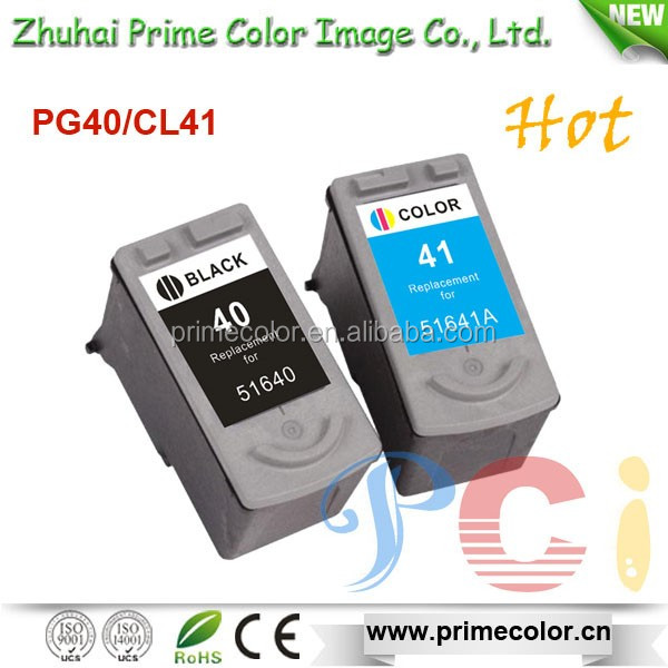 Remanufactured Ink Cartridge for HP 51641A 41