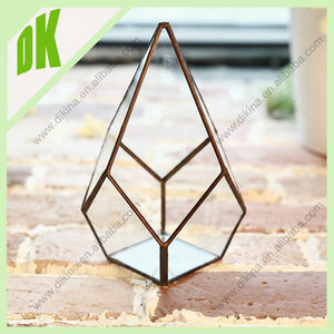 Our glass catalogue covers many different types of glass vase // geometric glass terrarium wholesale clear flower glass vase