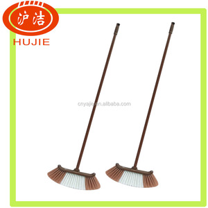 market wholesale cheap price plastic broom with matel pipe