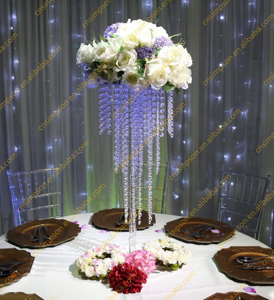 Lustre de cristal navio de atacado compre os melhores lotes lustre projeto o mais atrasado carrinho de flor para a decorao do casamento centerpieces junglespirit Choice Image