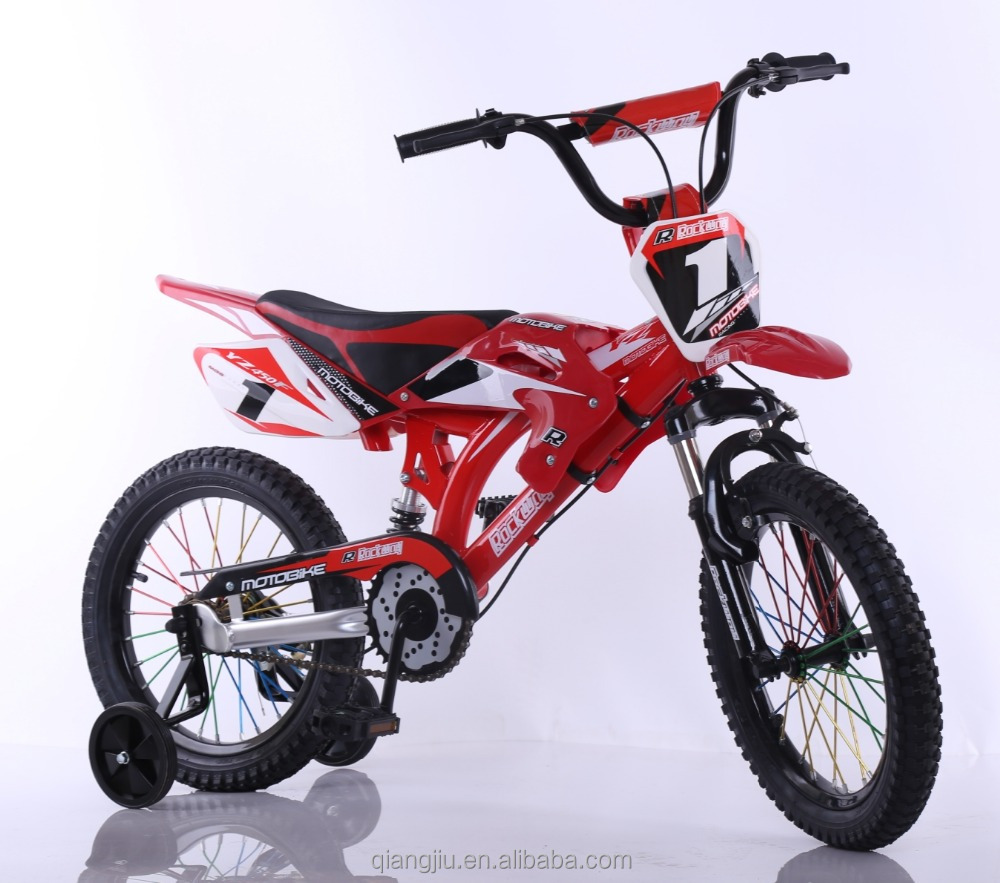 OEM ODM Available Factory Cheap Price Children Bicycle, 16 inch Kids Children Bike with suspension