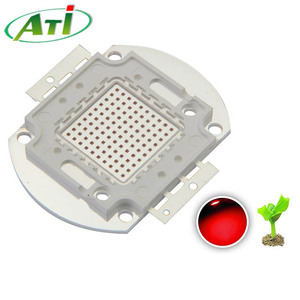 50 Watt growing Led chip In multi color / tri - color