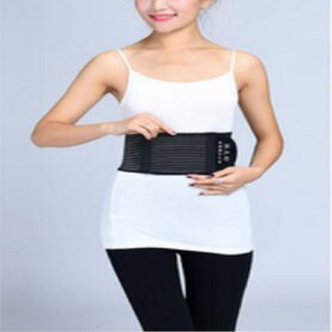 wholesale Magnetic tourmaline waist trimmer lumbar support belt