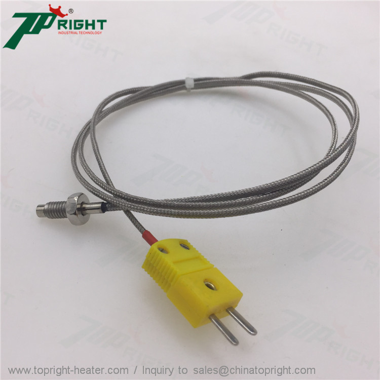 High temperature wrnk-191 k type thermocouple