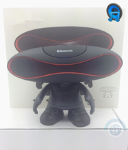 Wireless Bluetooth pill speaker with stand support TF SD Handfree mic Aux for iphone android smartphone PC five color option