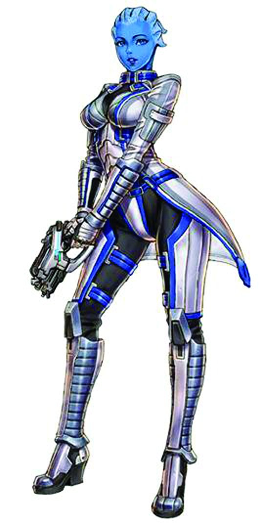 Buy Kotobukiya Mass Effect Liara Tsoni Bishoujo Statue In Cheap