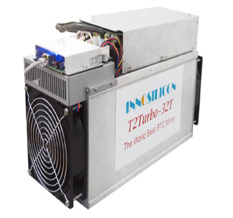 The world most powerful and efficient BTC Miner--- INNOSILICON T2 Turbo+ (T2T+) Miner