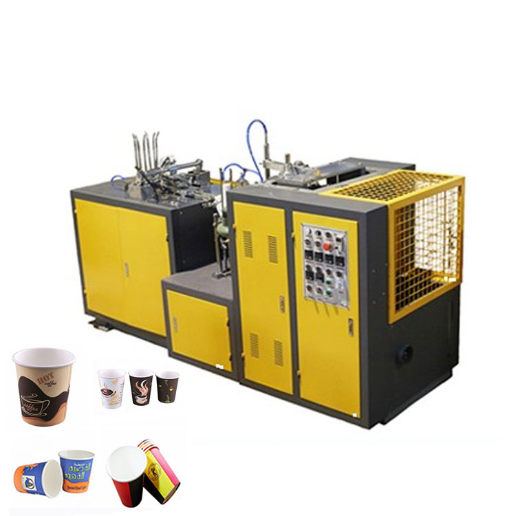 High Speed Thermal Forming Taiwan Fully Automatic Paper Cup Making Machine  - Buy Taiwan Paper Cup Machine,Fully Automatic Paper Cup Making Machine,Cup