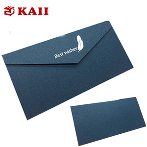 OEM business envelope mailer manufacturer making with machine in china