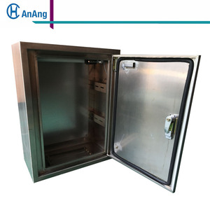 Wall Mounting Stainless Steel Distribution Enclosures