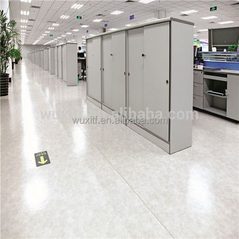 Various Kinds Office Quality Vinyl Flooring Roll Various Choices Of