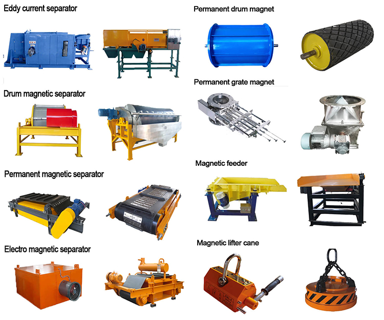 Hot selling high frequency vibrating screen is suitable for the field of mine environmental protection
