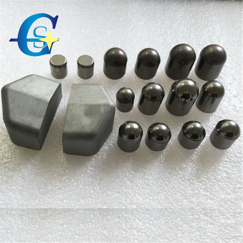 YG8 Tungsten Carbide Button Bits with 8% Cobalt from Zhuzhou Manufacturer