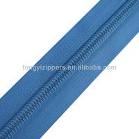 No.8 nylon zipper long chain in roll best price