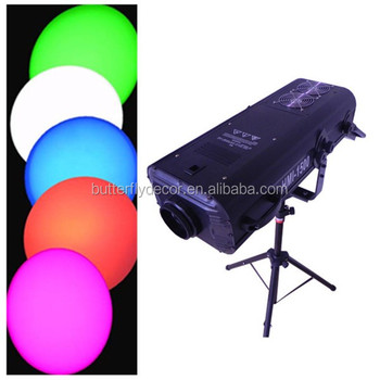 Finding Some Spots Of Bright Color At >> High Bright White Color 1200w Led Follow Spot Stage Light Buy