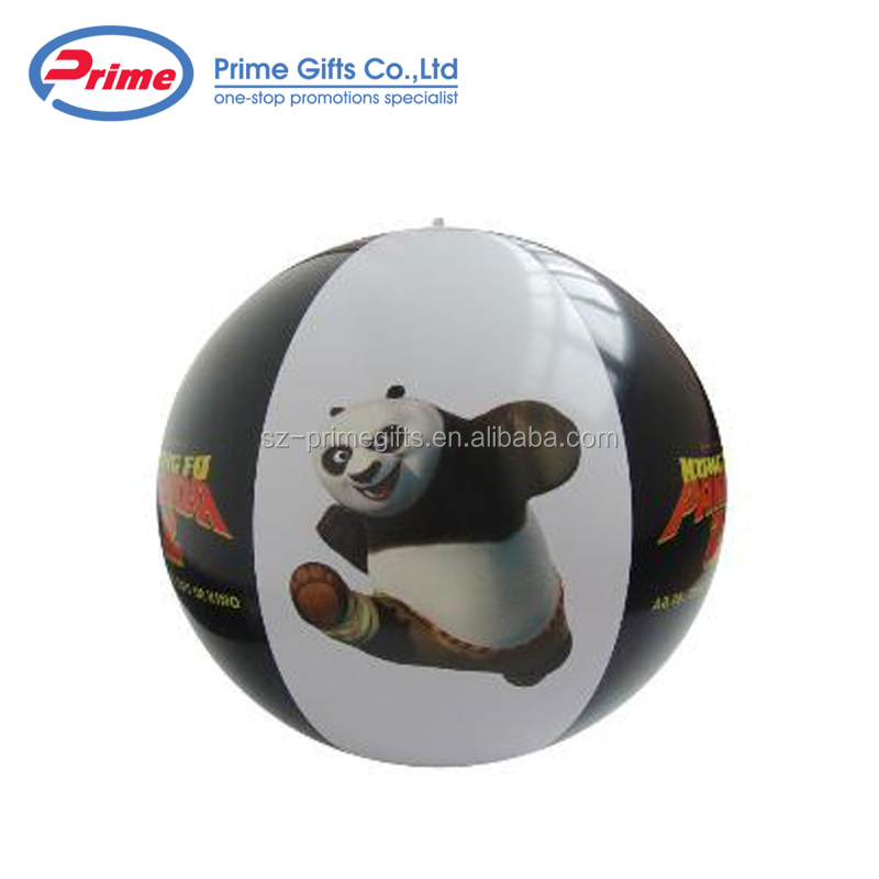 Hot Selling Standard Size Beach Ball Inflatable with Custom Logo