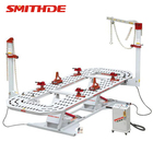 China Manufacturer Smithde M5E Panel Beating Frame Machine / Auto Bench for accident damaged cars