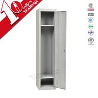 1 Door Vintage Metal Wall Gym Locker Work Garage Storage Industrial Cabinet