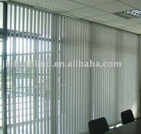 Aluminum vertical blinds and aluminum venetian slats
