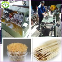 commercial suprerior quality wooden toothpick making machine