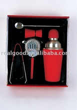 5pcs Bar Set / Bar Tool Set / Cocktail Shaker, Model: 24049