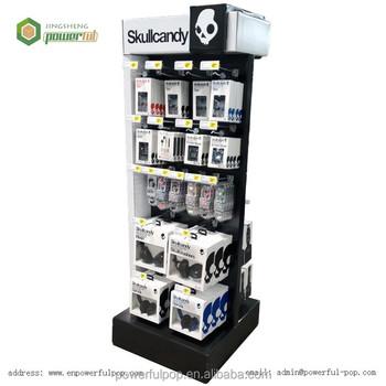 Open To Your Own Ideas Supermarket Cardboard E Liquid Display Rack Cigarette
