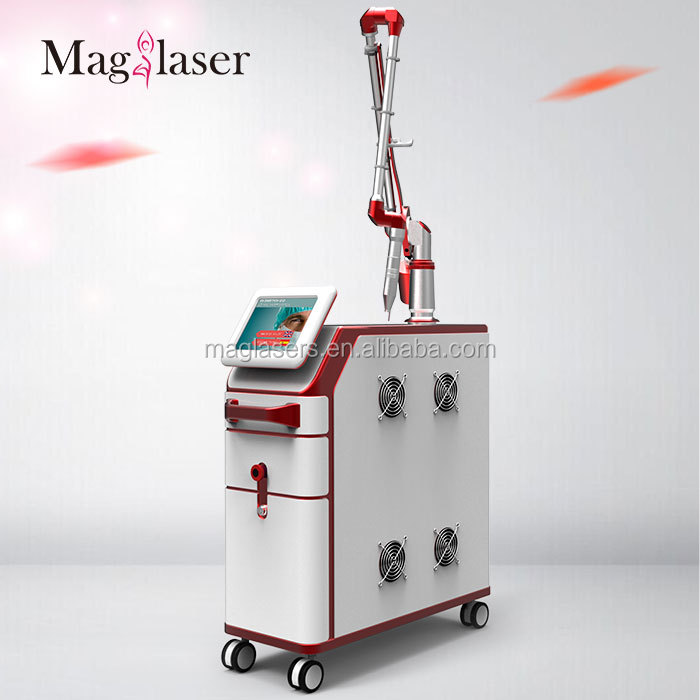 New product nd yag laser machine for tatoo removal / permanent tattoo removal machine