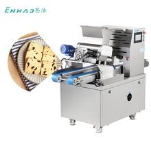 ความจุสูง Butter Cookie Forming Machine