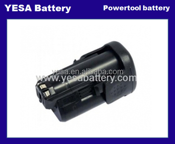 10.8v Li-ion Batteries 2 607 336 863 For Bosch Pmf 10.8 Li,Psr ...