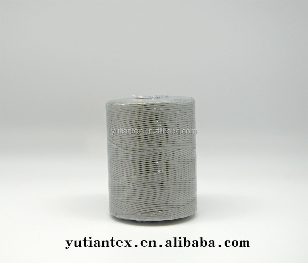 Waxed 100% Core Spun Polyester Sewing Thread