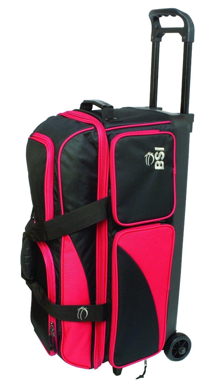 da10a139bb Get Quotations · BSI Triple Ball Roller Bowling Bag
