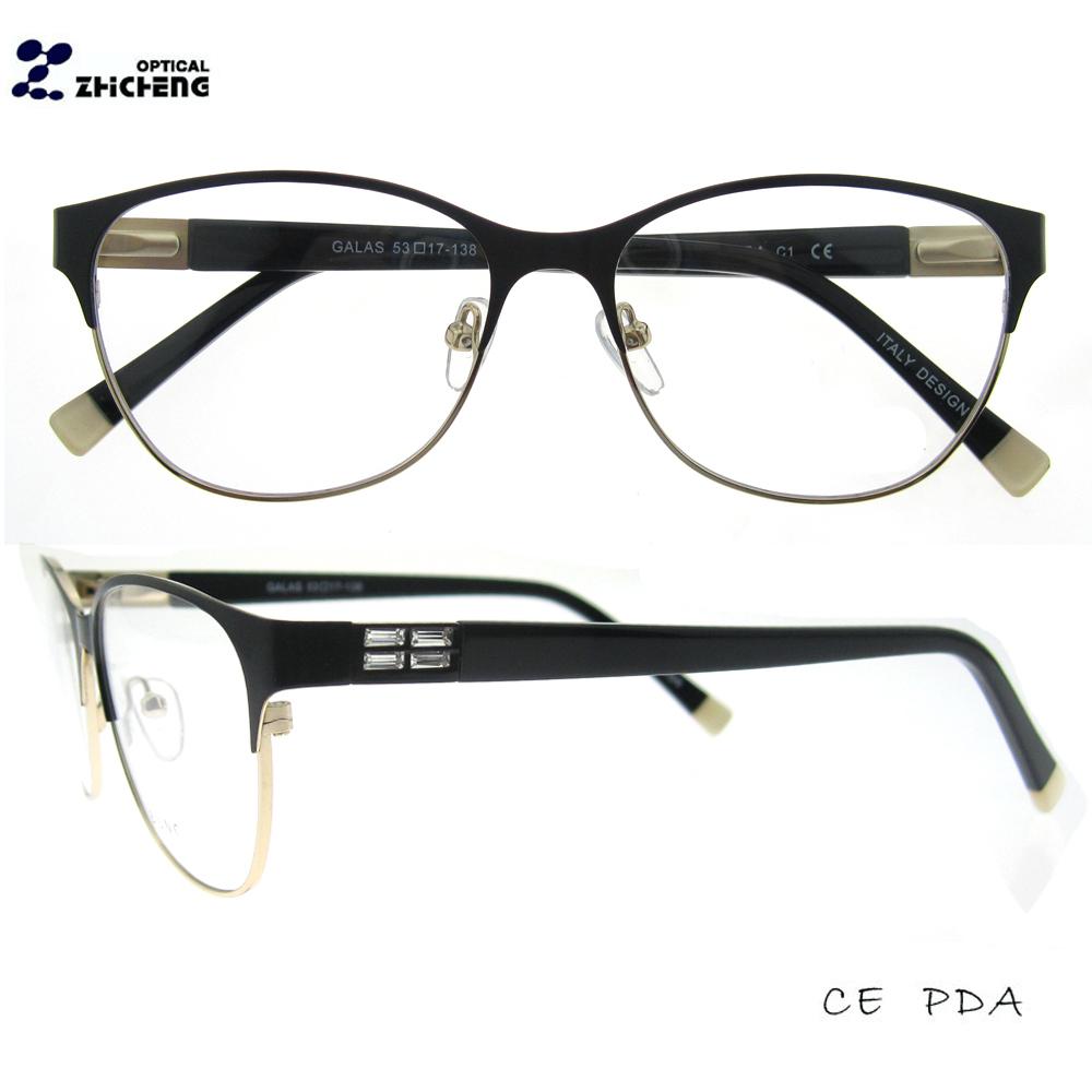 2018 nueva tendencia Yiwu moda gafas marco marcos de anteojos Gafas ...