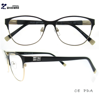 2018 New Trending Yiwu Glasses Frame Fashion Eye Glass Frames Metal ...
