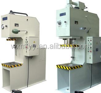 small cold hydraulic press for bearing and baling
