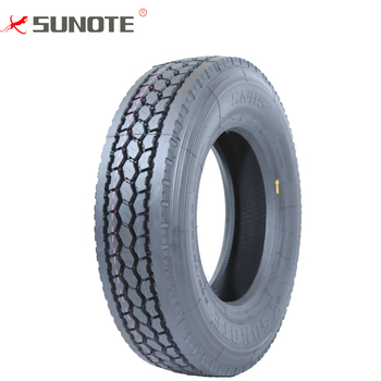 Best chinese truck tyre brand 11 245 SUNOTE 11R24.5The USA market good feedback