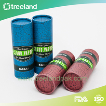 Fancy 30ml Paper Tube Packaging Boxes E-liquid Paper Tube Packaging
