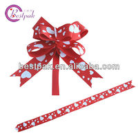 2013 pom pom butterfly pull bow for gift wrap