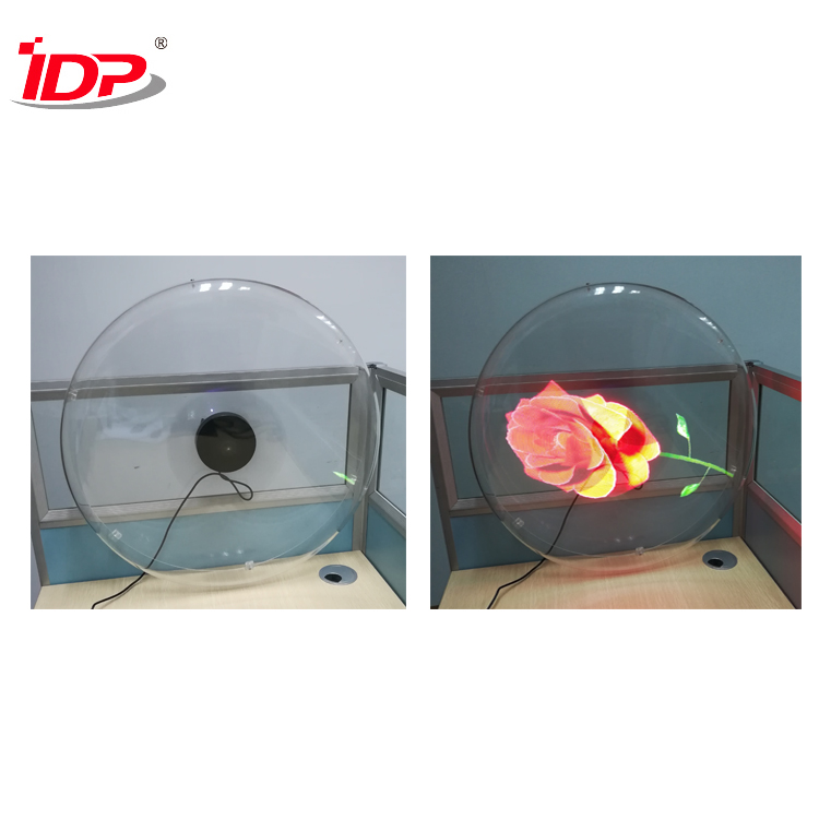 IDP In Stock 3D Players 3d Hologram LED fan For <strong>Advertising</strong>