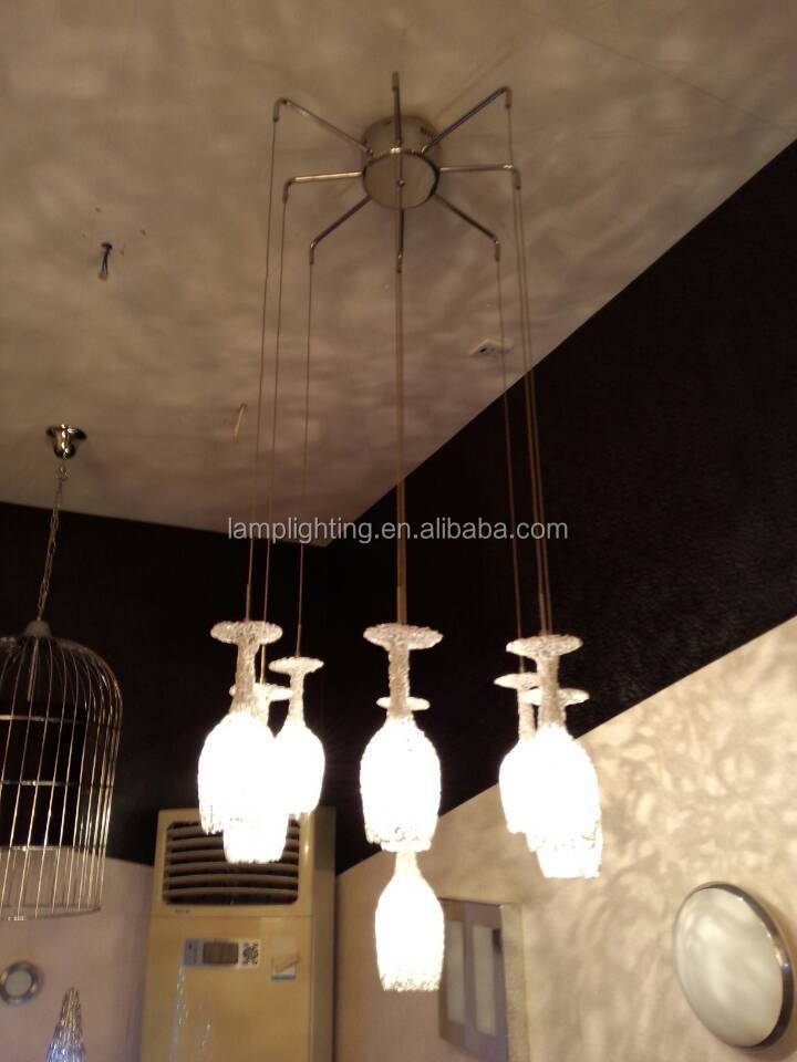 High quality decorative aluminum pendant lamp