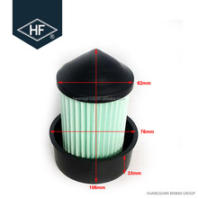 Motorcycle spare parts air filter for CD70 JH70 air filter
