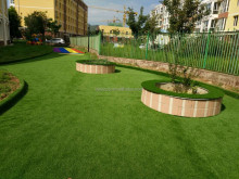 Garden decoration natural looks real artificial grass