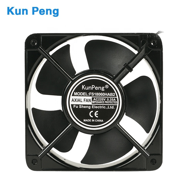 Maxair industrial axial flow fan 18060 1860 180*180*60mm <strong>AC</strong> 220v 23v 240v ventilation cooling fan