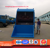 dongfeng tianjin 10ton 12cbm compression garbage truck,garbage recycling truck for sale