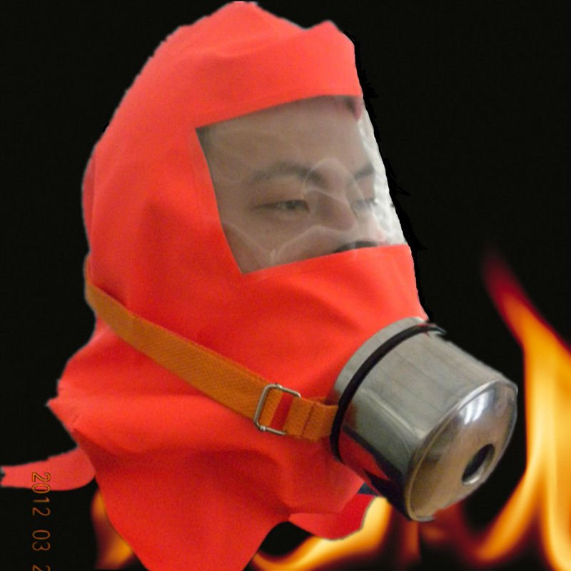 Full Face Safety Chemical Breathing Face Smok Mask