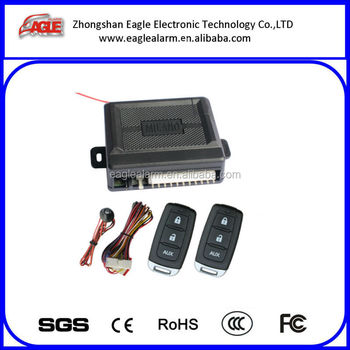 Milano High Quality Car Alarm Keyless Manufacturer From China ...