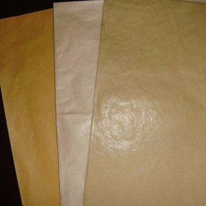 MG ribbed kraft paper for wrapping