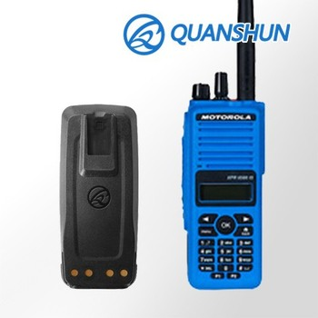 Handheld Two Way Radio Original Battery Pmnn4102 For Mototrbo Xpr 6580 Ois  - Buy Battery,Motorola Battery,Motorola Li-ion Battery Product on